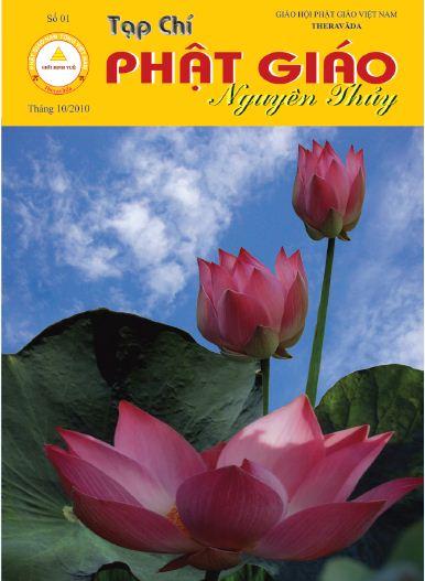 Tạp chí Phật giáo Nguyên Thủy số 1