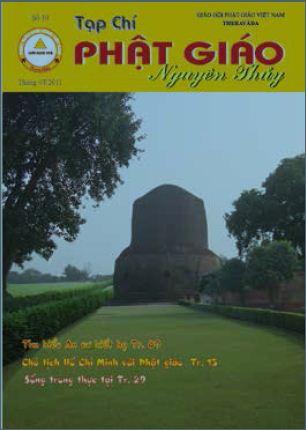 Tạp chí Phật giáo Nguyên Thủy số 10