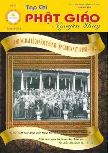 Tạp chí Phật giáo Nguyên Thủy số 14