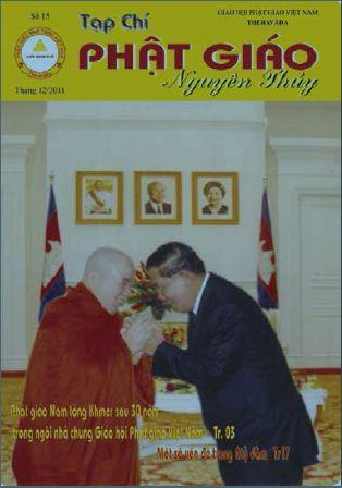 Tạp chí Phật giáo Nguyên Thủy số 15