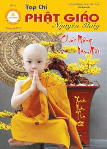 Tạp chí Phật giáo Nguyên Thủy số 16