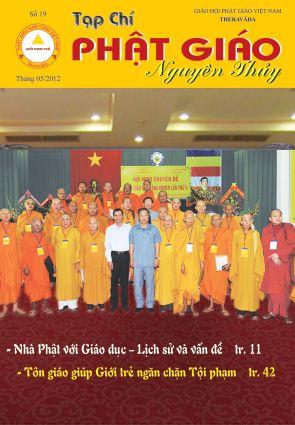Tạp chí Phật giáo Nguyên Thủy số 19