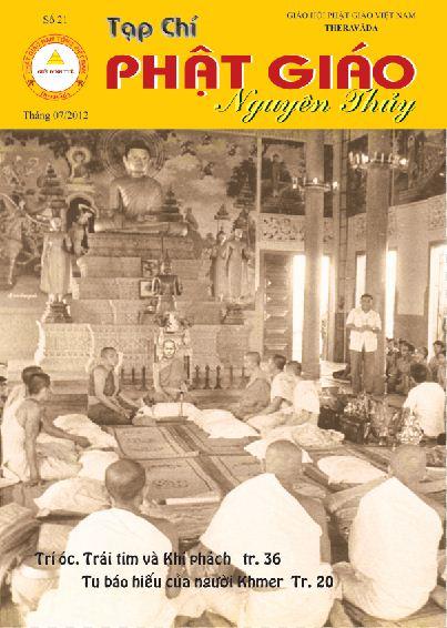 Tạp chí Phật giáo Nguyên Thủy số 21