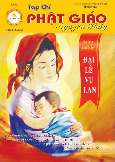 Tạp chí Phật giáo Nguyên Thủy số 22