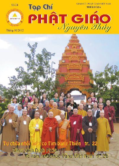 Tạp chí Phật giáo Nguyên Thủy số 24