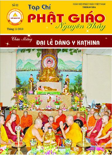 Tạp chí Phật giáo Nguyên Thủy số 2