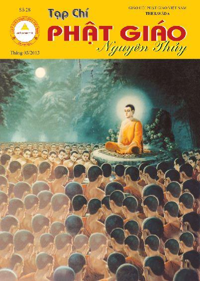 Tạp chí Phật giáo Nguyên Thủy số 28