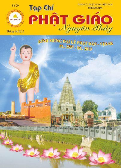 Tạp chí Phật giáo Nguyên Thủy số 29