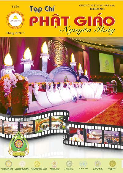 Tạp chí Phật giáo Nguyên Thủy số 30