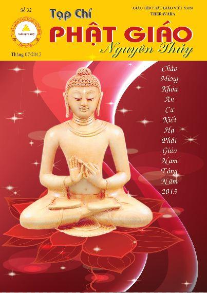 Tạp chí Phật giáo Nguyên Thủy số 32