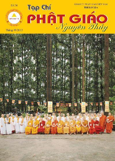 Tạp chí Phật giáo Nguyên Thủy số 34