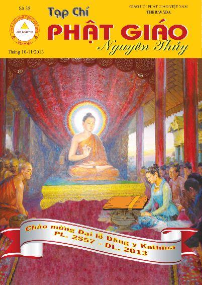 Tạp chí Phật giáo Nguyên Thủy số 35