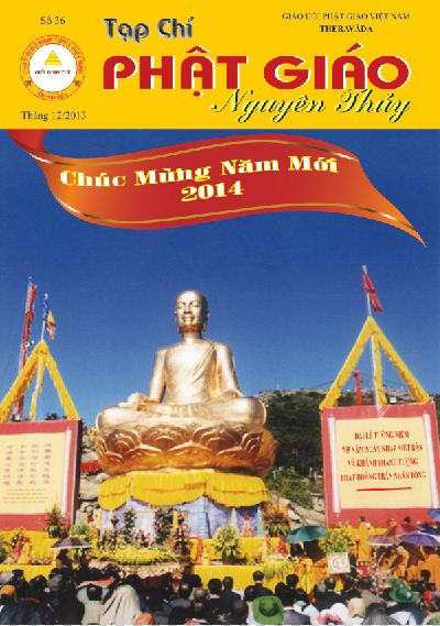 Tạp chí Phật giáo Nguyên Thủy số 36