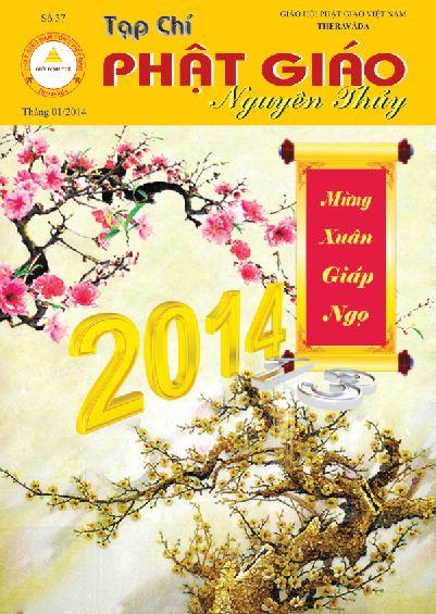 Tạp chí Phật giáo Nguyên Thủy số 37