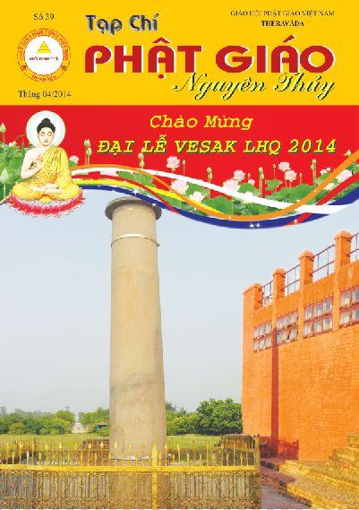 Tạp chí Phật giáo Nguyên Thủy số 39