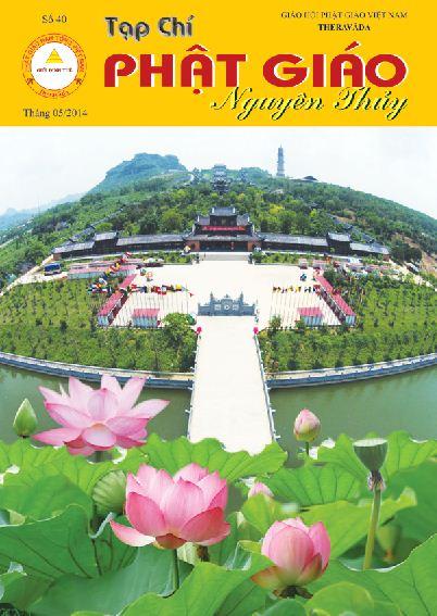 Tạp chí Phật giáo Nguyên Thủy số 40