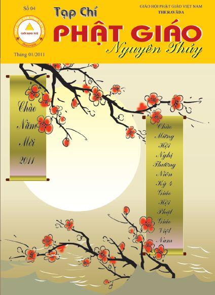 Tạp chí Phật giáo Nguyên Thủy số 4