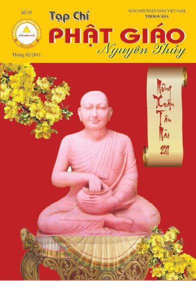 Tạp chí Phật giáo Nguyên Thủy số 5