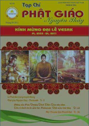Tạp chí Phật giáo Nguyên Thủy số 8