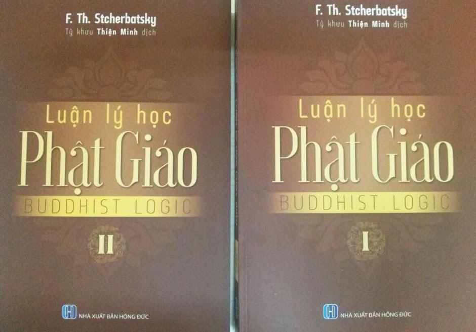 Phát hành sách Luận lý học Phật giáo