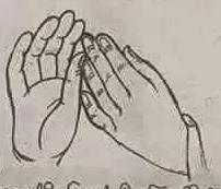 Uttarabodhi mudra (Tối Thượng Bồ Đề thủ ấn)