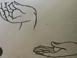 Addhacandra mudra (Tam Bảo Thủ Ấn)