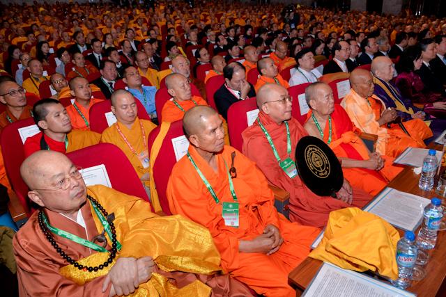 Đại biểu Phật giáo nước ngoài