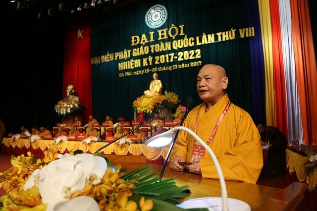 Đại hội Đại biểu Phật giáo Toàn quốc lần thứ VIII