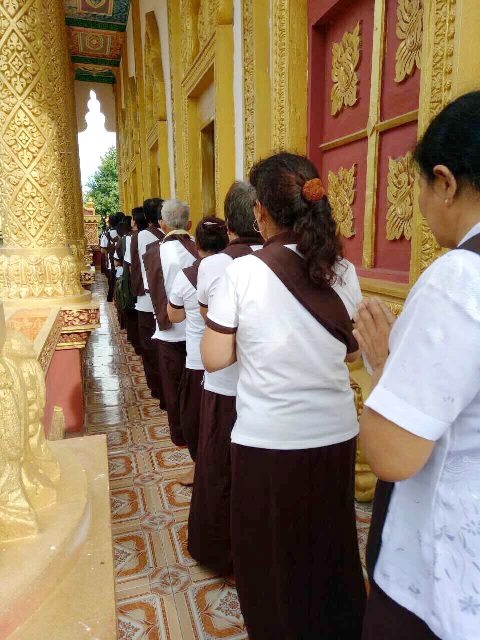 Trung Thu với chùa nghèo Cosđôn-Bạc Liêu