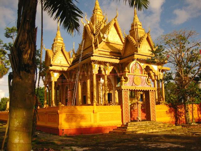 Chùa PGNT-Khmer. Cosđôn, Ấp Bình Bảo-Xã Vĩnh Phú Tây-Huyện Phước Long-Bạc Liêu