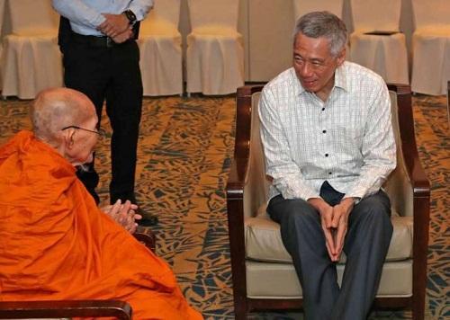 Singapore:Kỷ niệm 100 năm ngôi chùa Theravada cổ nhất - 7.jpg (72385 KB)
