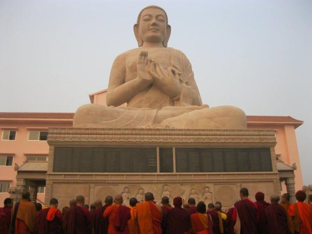 khánh thành chùa Đại Lộc-1
