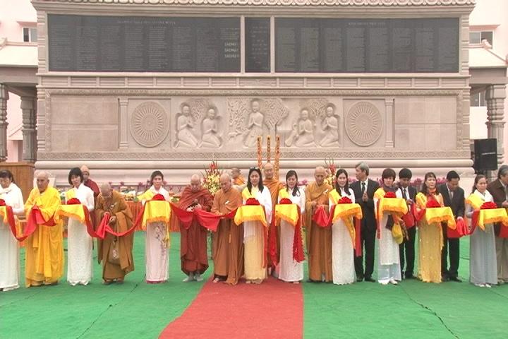 khánh thành chùa Đại Lộc-2