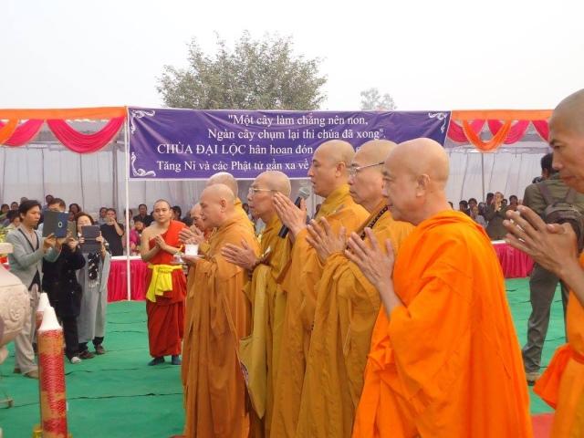 khánh thành chùa Đại Lộc-3