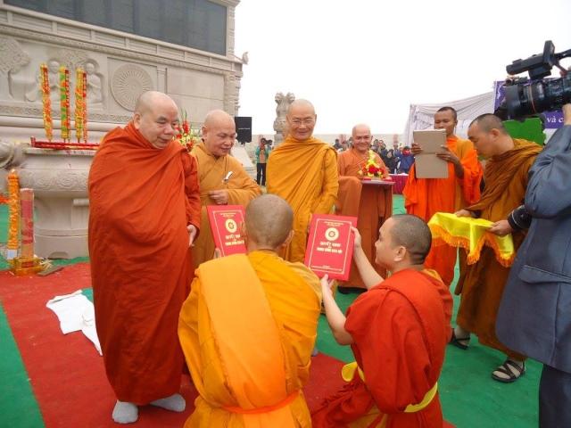khánh thành chùa Đại Lộc-5