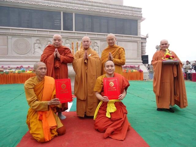 khánh thành chùa Đại Lộc-8