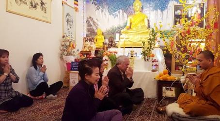 Vận động Tăng, Ni và Phật tử ủng hộ xây Chùa Đại Thọ
