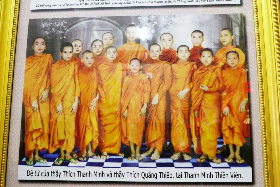Thiền Viện Thanh Minh-TpHCM