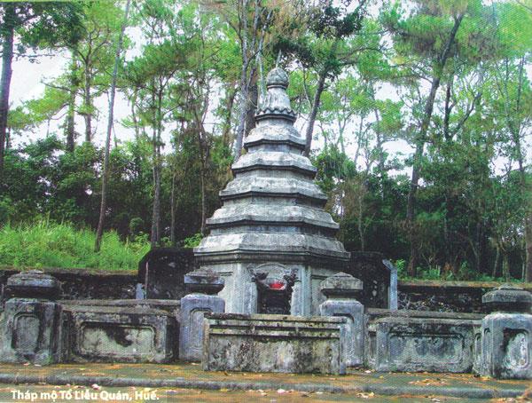 Từ tháp Phật đến tháp Mộ- Một biểu tượng của hành trình giải thoát - thap-mo-Lieuquan-Hue.jpg (135835 KB)