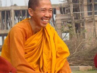 TT.TS. Thích Tường Quang Trụ Trì Chùa Đại Lộc