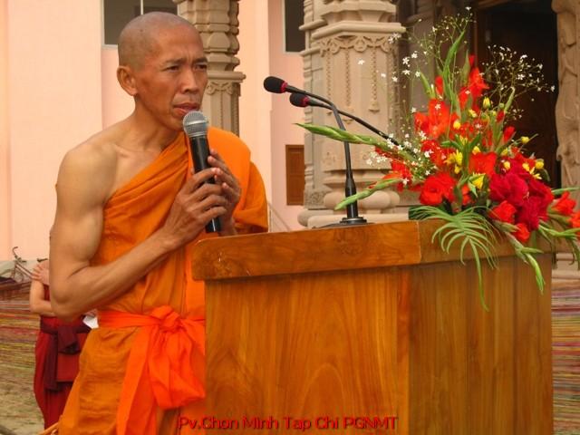 TT.TS Tường Quang tường trình quá trình xây dựng chùa Đại Lộc